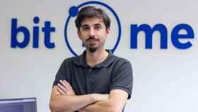 Leif Ferreira es fundador y CEO de la startup Bit2Me.