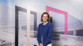 Cristina Ruiz, consejera delegada de Indra y responsable de Minsait.