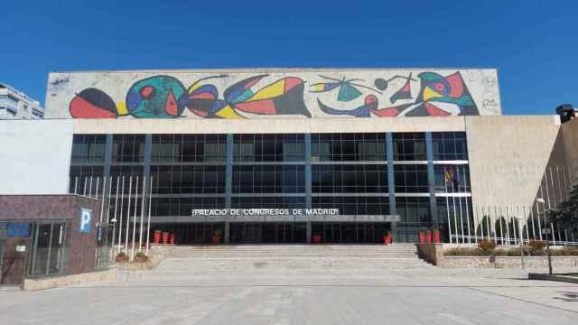 Palacio de Congresos de Madrid.