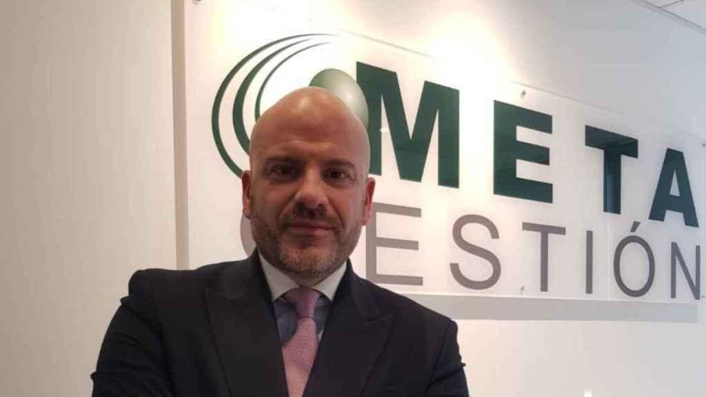 Miguel Méndez, en una foto de archivo de Metagestión.