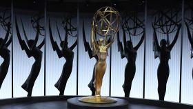 Estatuilla de los premios Emmy.