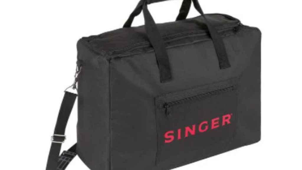 Singer bolsa de máquina de coser