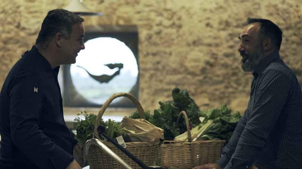 Los grandes de la cocina española homenajean a sus productores en Canal Cocina