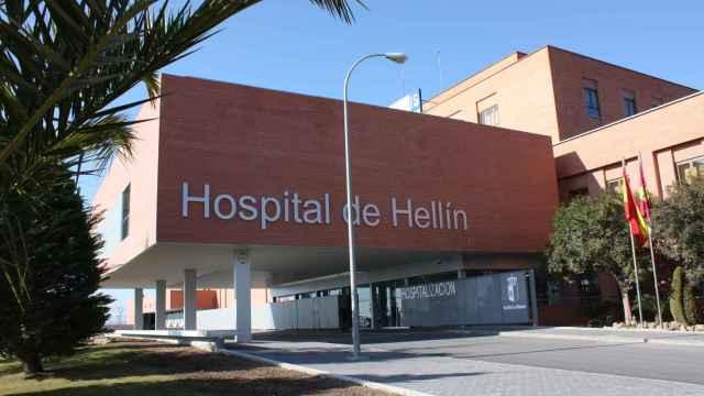 Hospital de Hellín. Imagen de archivo
