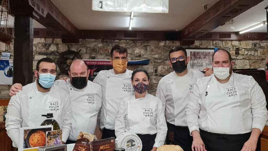 'Raiz Culinaria', en San Sebastian