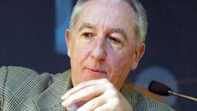 Joseba Arregui, exconsejero de Cultura e impulsor del Museo Guggenheim en Bilbao.