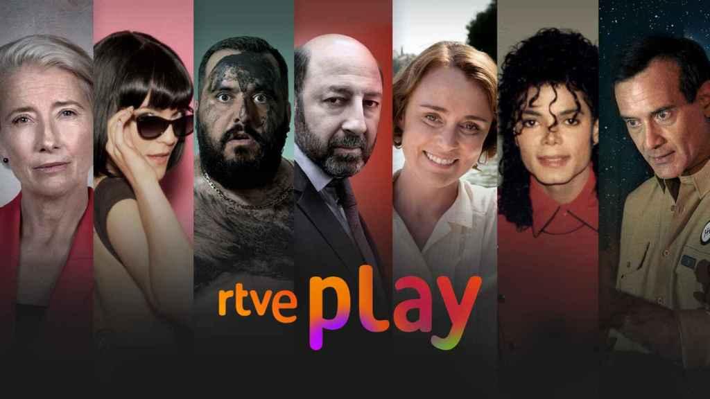 Estrenos de RTVE Play.