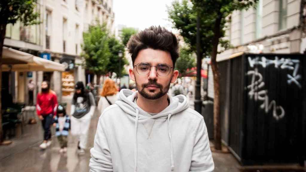 Carlos, estudiante de Arquitectura de 24 años.