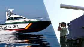 Sistema de Vigilancia Exterior (SIVE) en la lucha contra la inmigración ilegal.