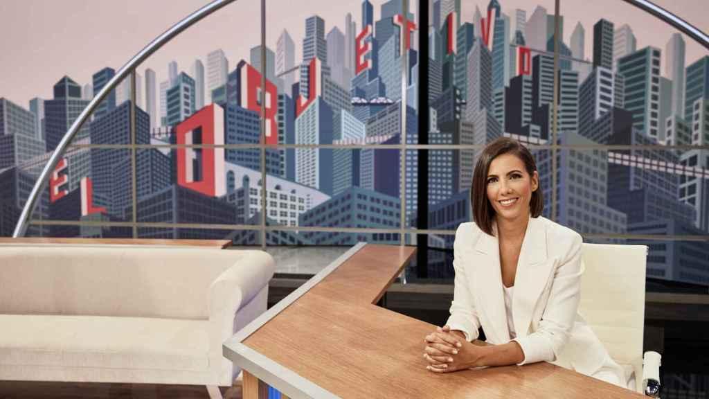 Ana Pastor estrena temporada, día de emisión y plató en 'El Objetivo'.