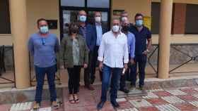 ICAL reunion alcaldes ricobayo iberdrola