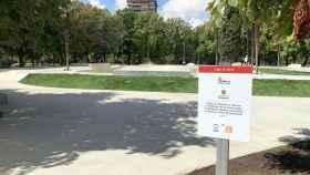 Valladolid Pista de Skate nueva 2