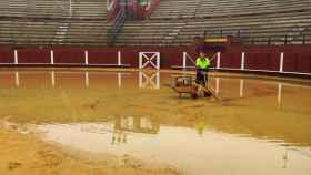 Plaza de toros tordesillas