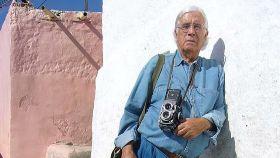 El fotógrafo Carlos Pérez Siquier.