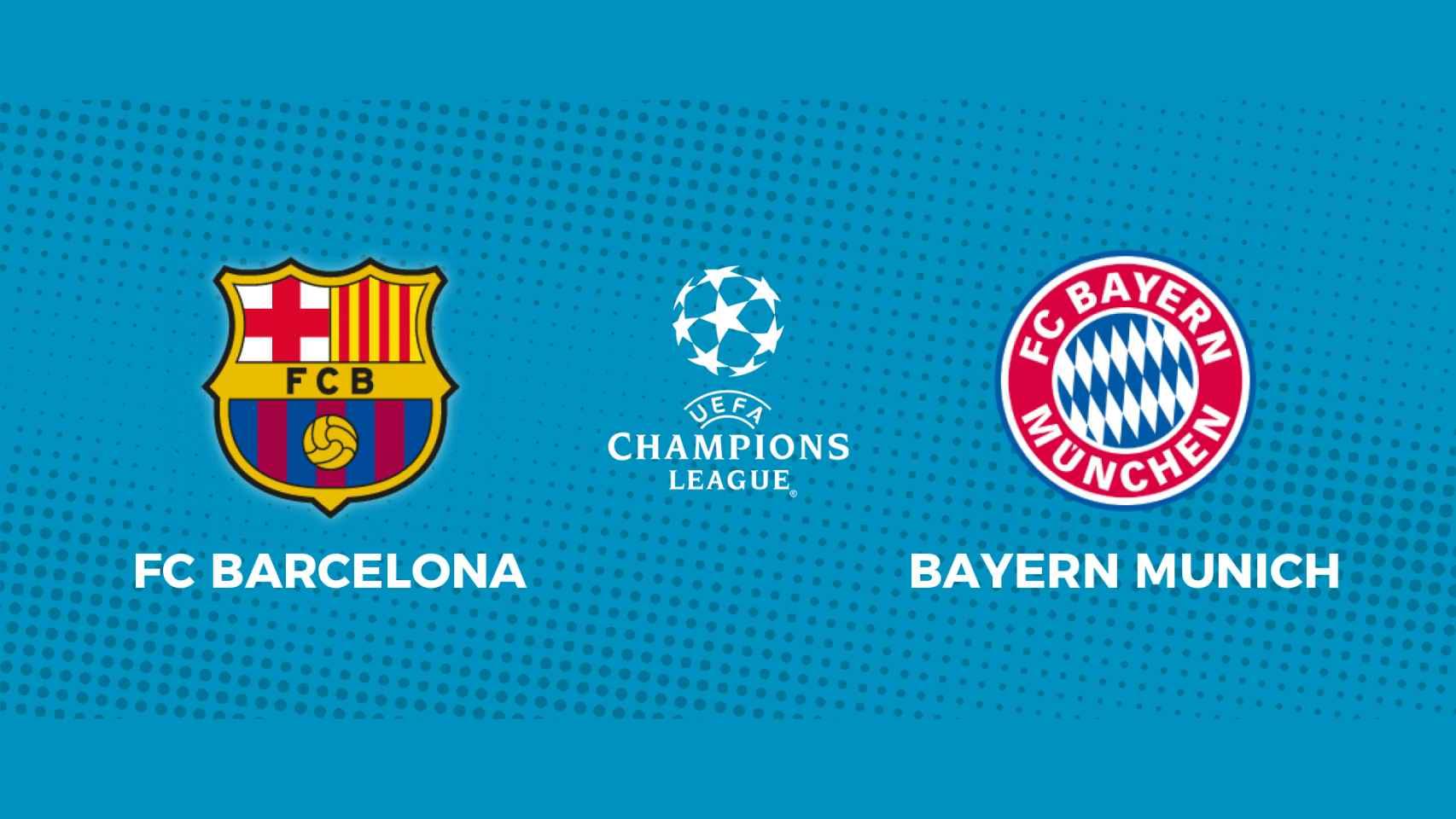 FC Barcelona - Bayern Munich