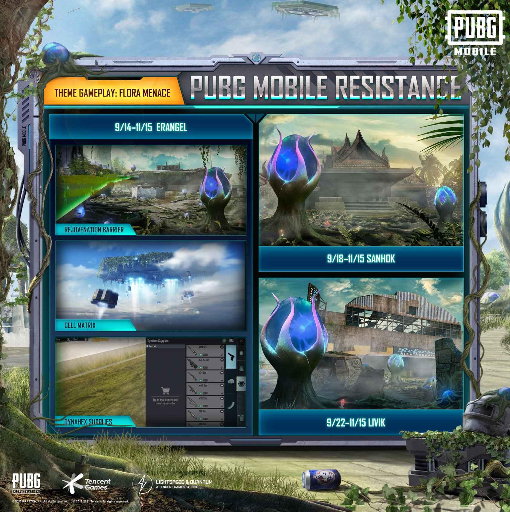Nuevo modo en PUBG Mobile