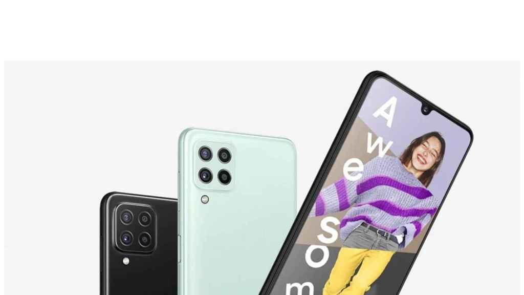 Samsung Galaxy M22, toda la información del nuevo gama media