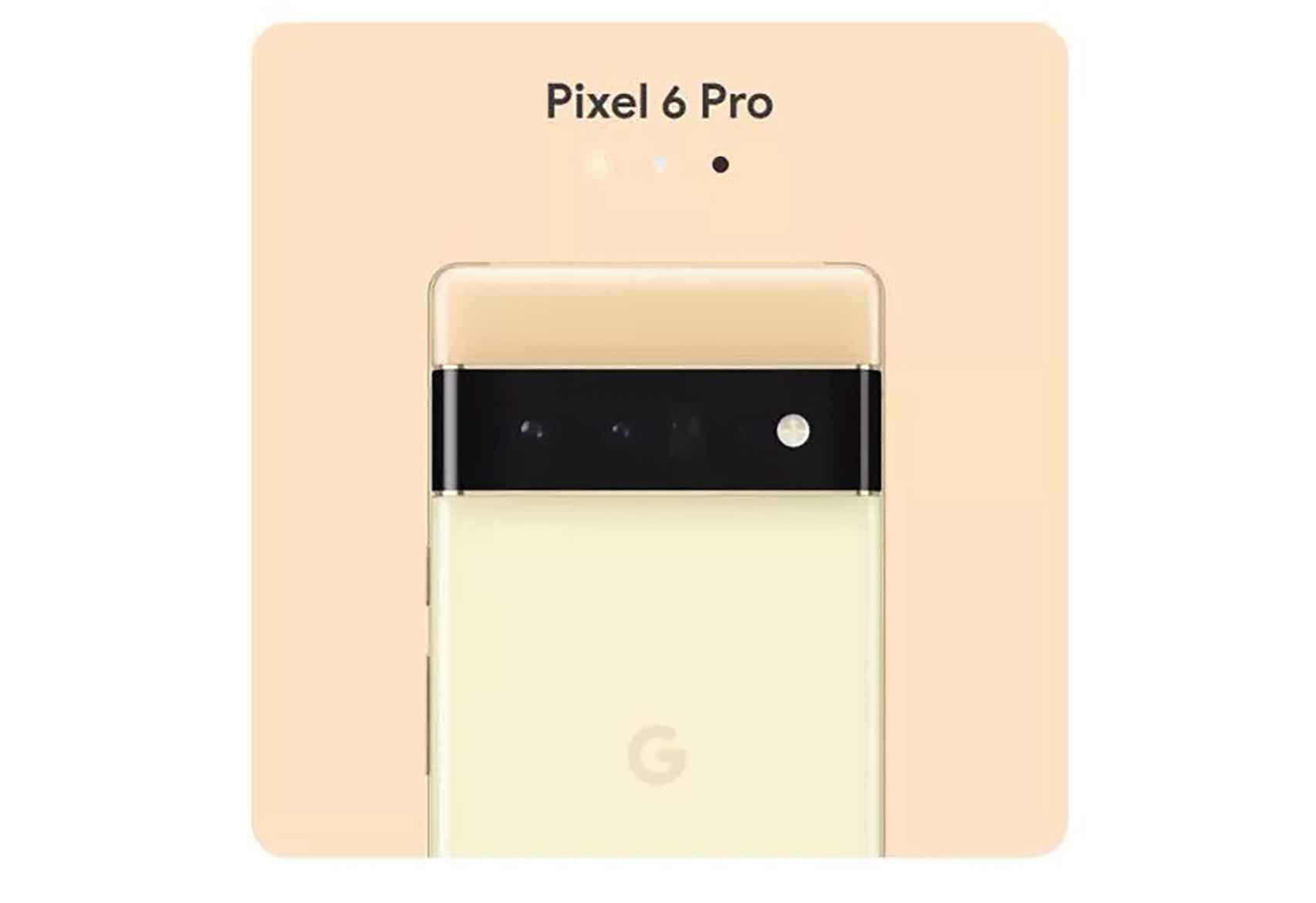 El Pixel 6 Pro de Google