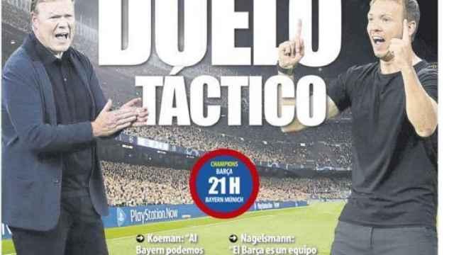 Portada Mundo Deportivo (14/09/21)