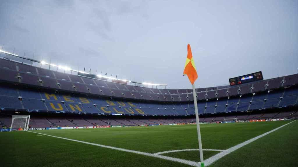 El Estadio Camp Nou