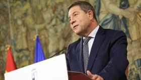 Emiliano García-Page, presidente de Castilla-La Mancha. Foto: Óscar Huertas