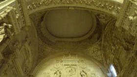 Arco de Jamete de la Catedral de Cuenca