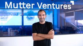 Christian Rodríguez es el CEO de Mutter Ventures, el primer 'venture builder' español que cotizará en la Bolsa de París.