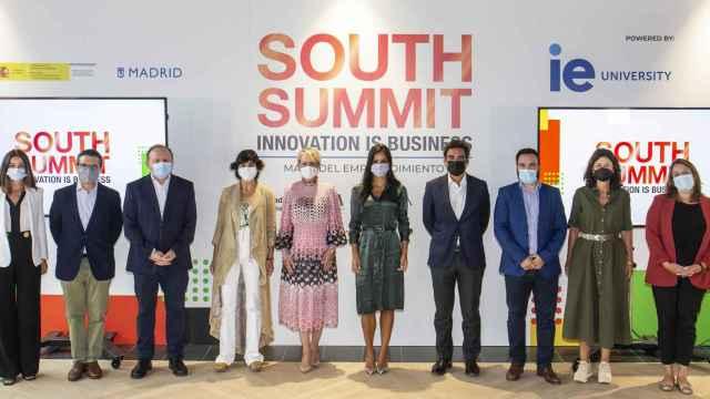 Presentación del Mapa del Emprendimiento de South Summit