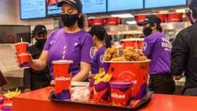 La filipina Jollibee inicia su expansión en España el 23 de septiembre con la apertuar de su primer local