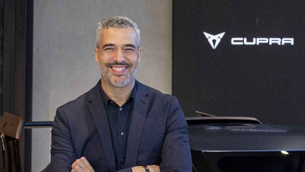 Jorge Díez es responsable de diseño de Cupra y Seat desde finales de 2020.