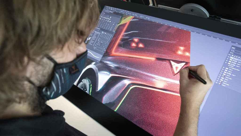 El Covid también ha supuesto un desafío para el diseño de los coches.