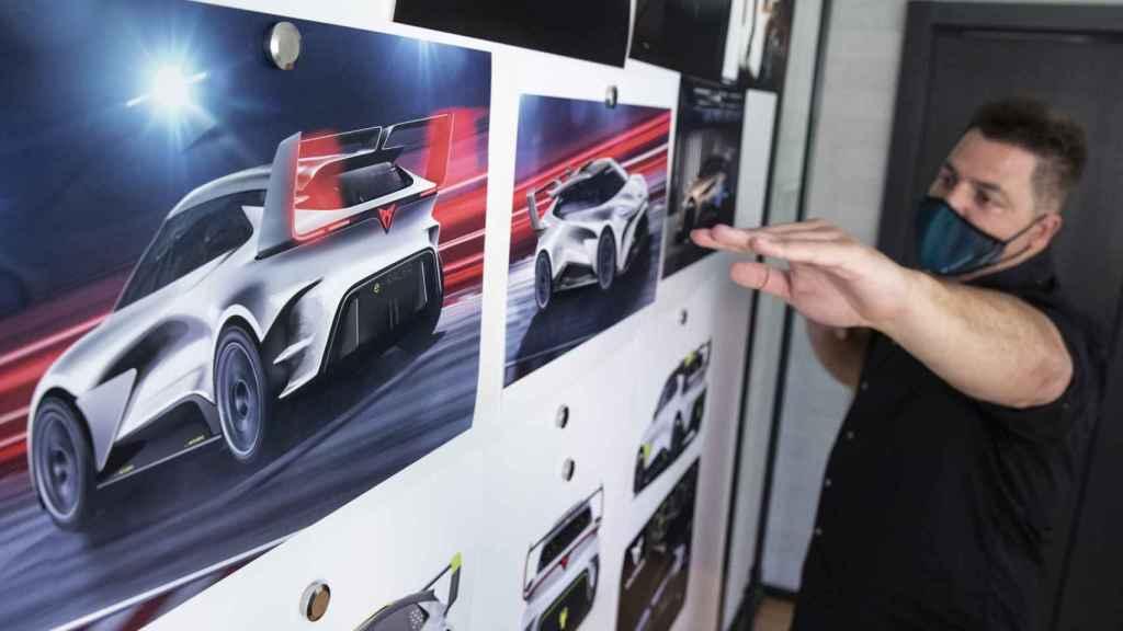 Los procesos de diseño de coches ahora son más cortos.