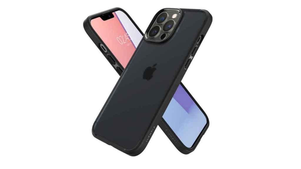 render del iPhone 13 filtrado