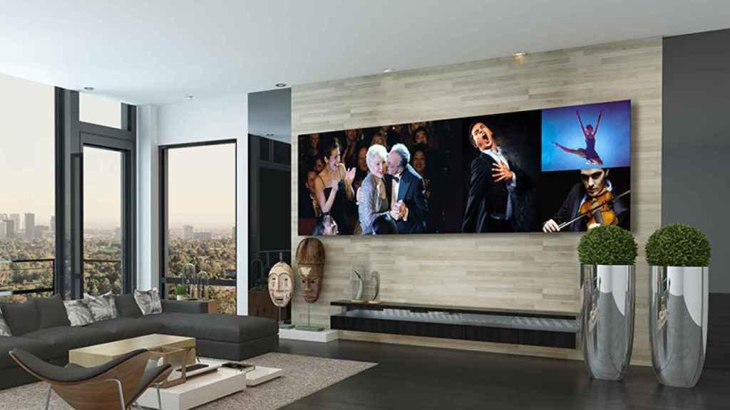 LG TV 2K Ultrastretch