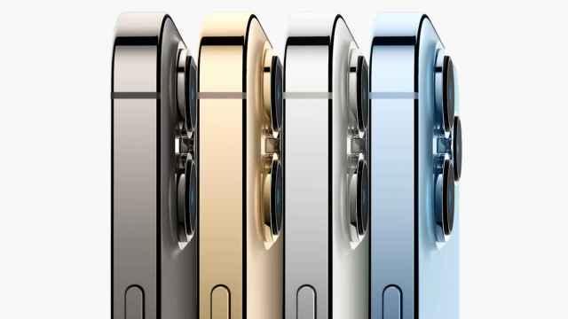 Nuevos iPhone 13 Pro