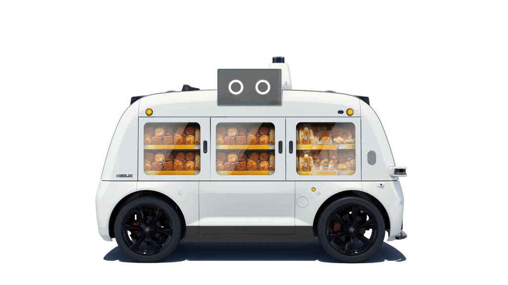 Así es el Food Truck de Goggo.