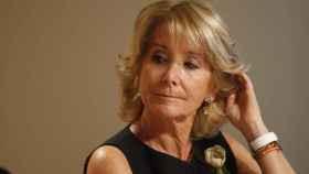 Esperanza Aguirre, expresidenta de la Comunidad de Madrid.