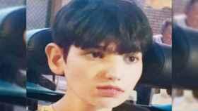 Antonio David, el joven de 15 años desaparecido.