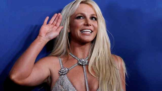 Britney Spears, en uno de sus últimos actos públicos | Foto: Reuters