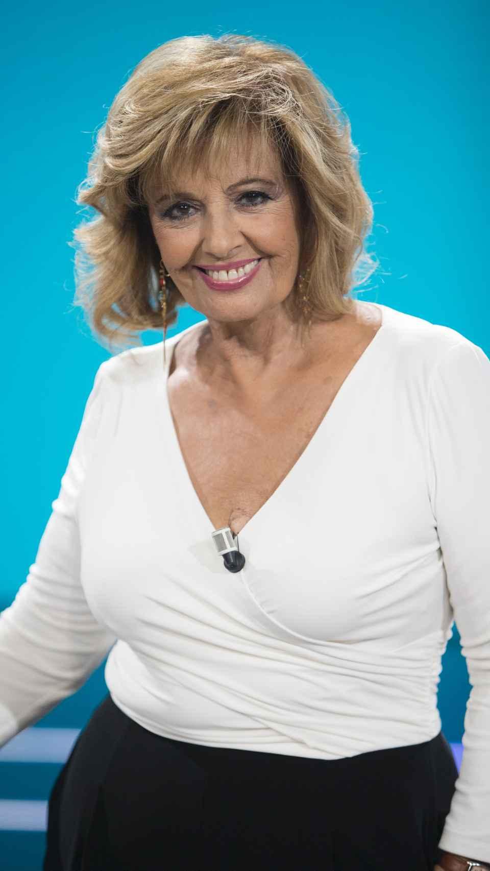 Teresa Campos en una imagen de archivo.