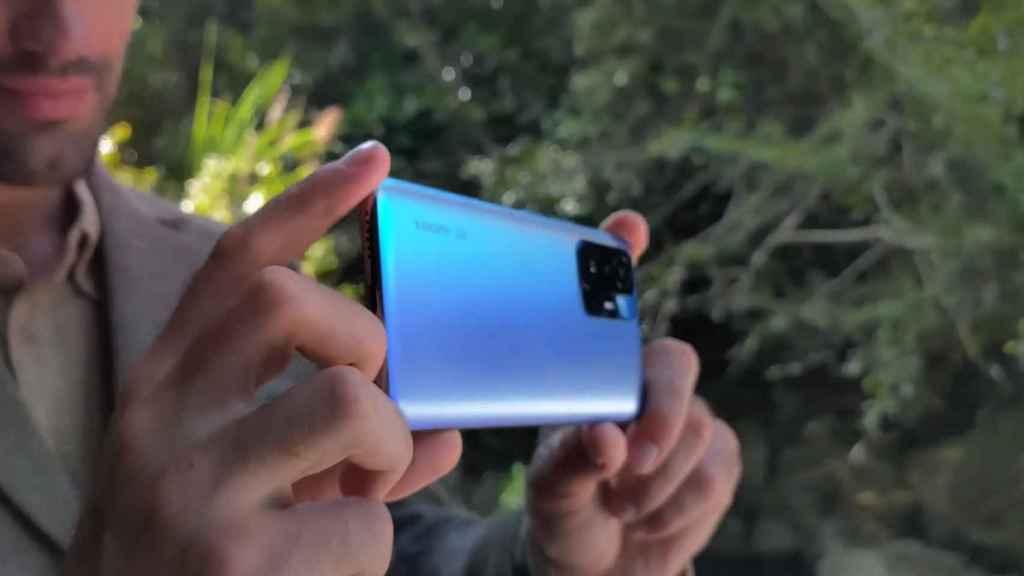 Xiaomi 11T azul