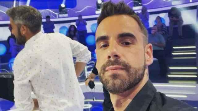 Quién es David Carrillo, el actor invitado esta tarde a 'Pasapalabra'