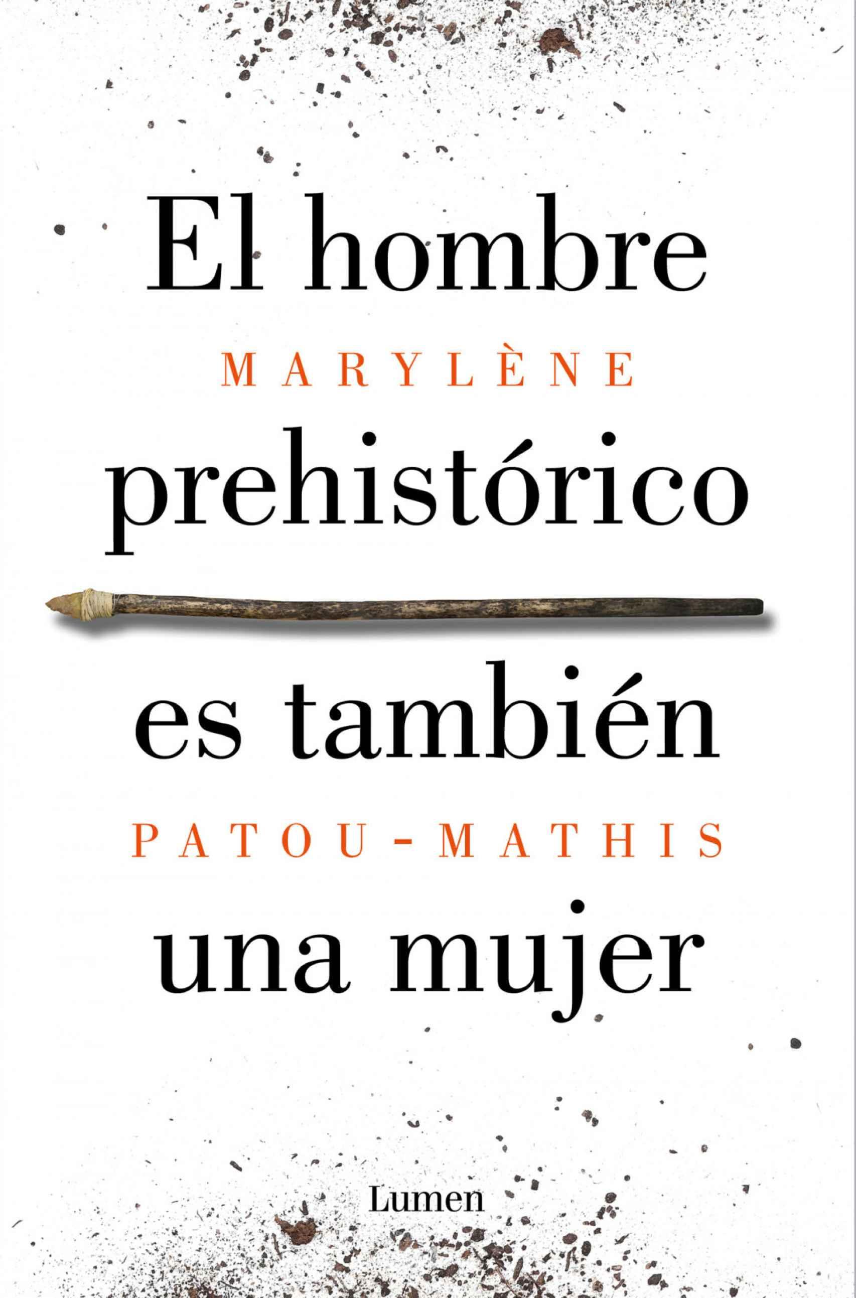 Portada del libro de Patou-Mathis.