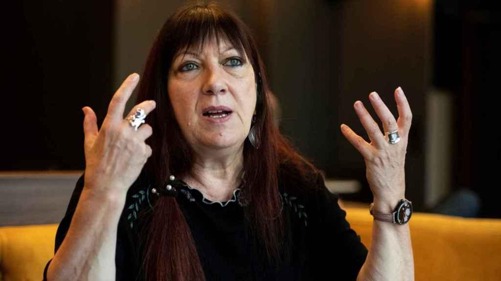 La prehistoriadora francesa Marylène Patou-Mathis este miércoles en Madrid.
