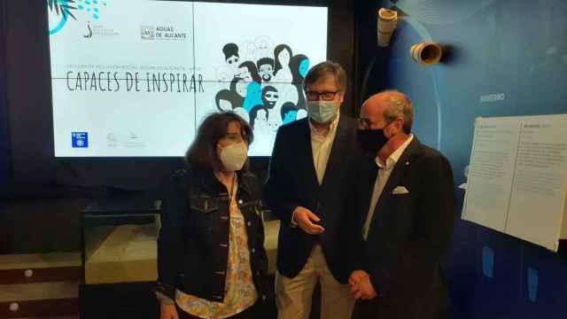 La presentación del nuevo programa se ha realizado en el Museo de Aguas de Alicante.