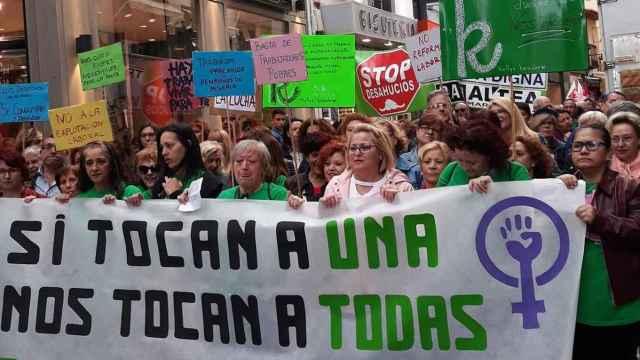 Las Kellys de Benidorm rompen con los sindicatos y constituirán uno propio: No nos escuchan