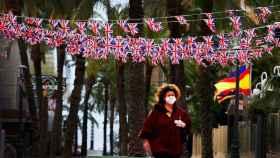 Benidorm recupera a los británicos: su cuota de mercado se triplica a la espera del fin de las restricciones.