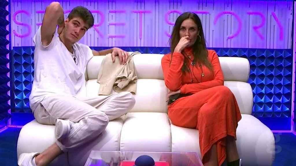 Jaque Mate a Isabel Rábago en 'Secret Story':  Julen, un imprevisible y astuto jugador