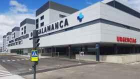 Acceso urgencias nuevo hospital salamanca (2)