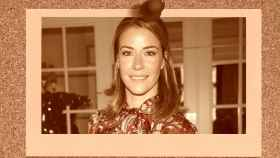 Inés Sainz en un montaje de Jaleos.